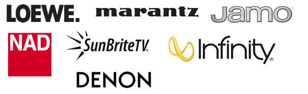 Service Agent: Loewe, Marantz, NAD, Denon, Jamo, Infinity, SunbriteTV